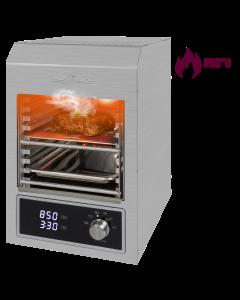 ProfiCook Elektro Beef-Grill PC-EBG 1201 edelstahl