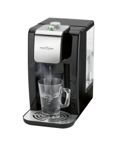 ProfiCook Heißwasserspender PC-HWS 1168 schwarz/edelstahl