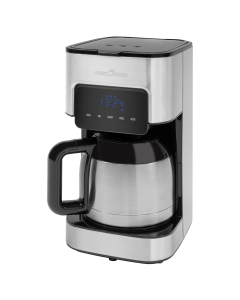 ProfiCook Kaffeeautomat PC-KA 1191 edelstahl/schwarz