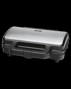 ProfiCook Sandwichtoaster PC-ST 1092 schwarz/edelstahl