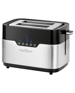 ProfiCook Toaster PC-TA 1170 edelstahl