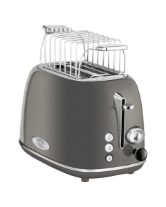 ProfiCook Toaster Vintage PC-TA 1193 anthrazit