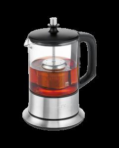 ProfiCook Tee-/Wasserkocher PC-TK 1165 edelstahl/schwarz