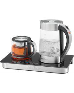 ProfiCook Tee-/Kaffeestation PC-TKS 1056 edelstahl/schwarz