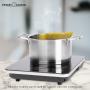Индукционная плита ProfiCook PC-EKI 1062 черный / серебристый